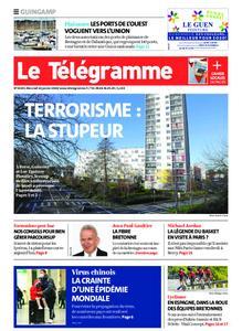 Le Télégramme Guingamp – 22 janvier 2020