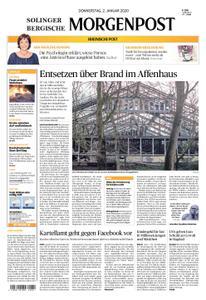 Solinger Morgenpost – 02. Januar 2020