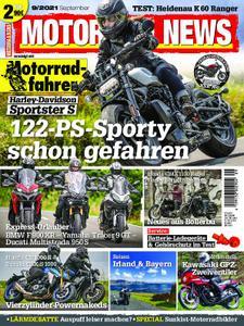 Motorrad News – September 2021