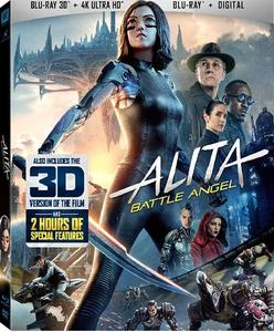 Alita: Battle Angel (2019) [BluRay 3D]