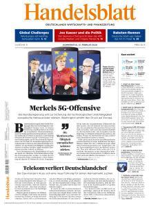 Handelsblatt - 13 Februar 2020