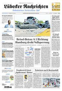 Lübecker Nachrichten Ostholstein Süd - 29. Mai 2018
