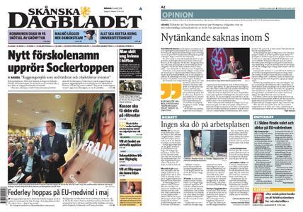 Skånska Dagbladet – 25 mars 2019