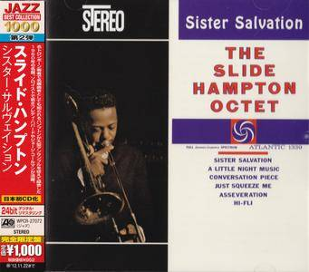 Slide Hampton - Sister Salvation (1960) {2012 Japan Jazz Best Collection 1000 Series WPCR-27072}