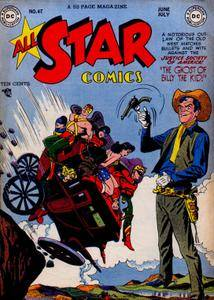 All Star Comics 047