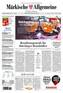 Märkische Allgemeine Prignitz Kurier - 24. November 2017