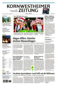 Kornwestheimer Zeitung - 21. Juni 2019