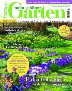 Mein schöner Garten – Februar 2019