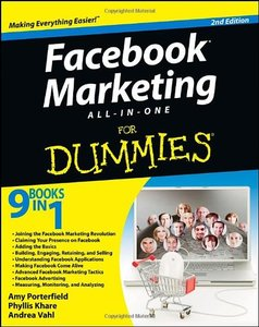 Facebook Marketing All-in-One For Dummies, 2 edition (repost)