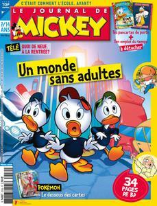 Le Journal de Mickey - 02 septembre 2020