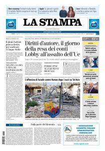 La Stampa Imperia e Sanremo - 26 Marzo 2019