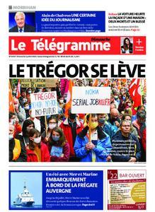 Le Télégramme Auray – 05 juillet 2020