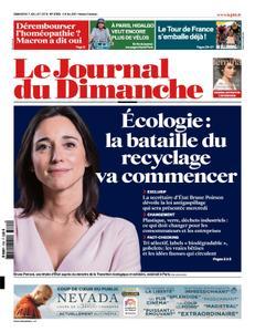 Le Journal du Dimanche - 07 juillet 2019
