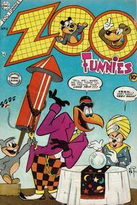 Zoo Funnies 004 1954