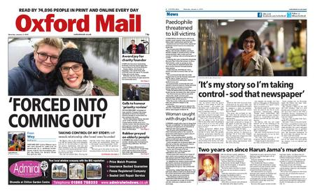 Oxford Mail – January 04, 2020
