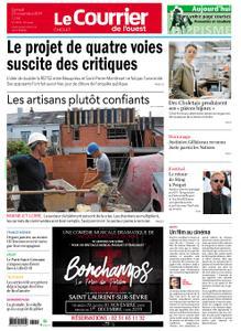 Le Courrier de l'Ouest Cholet – 23 novembre 2019