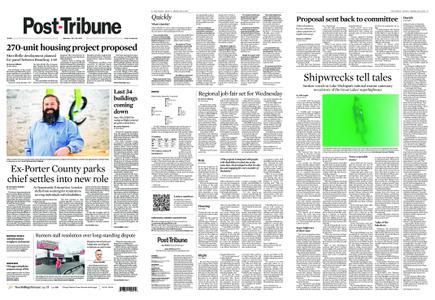 Post-Tribune – July 12, 2021