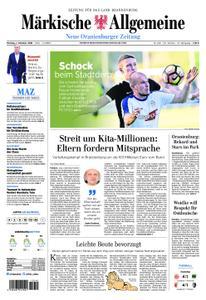 Neue Oranienburger Zeitung - 01. Oktober 2018