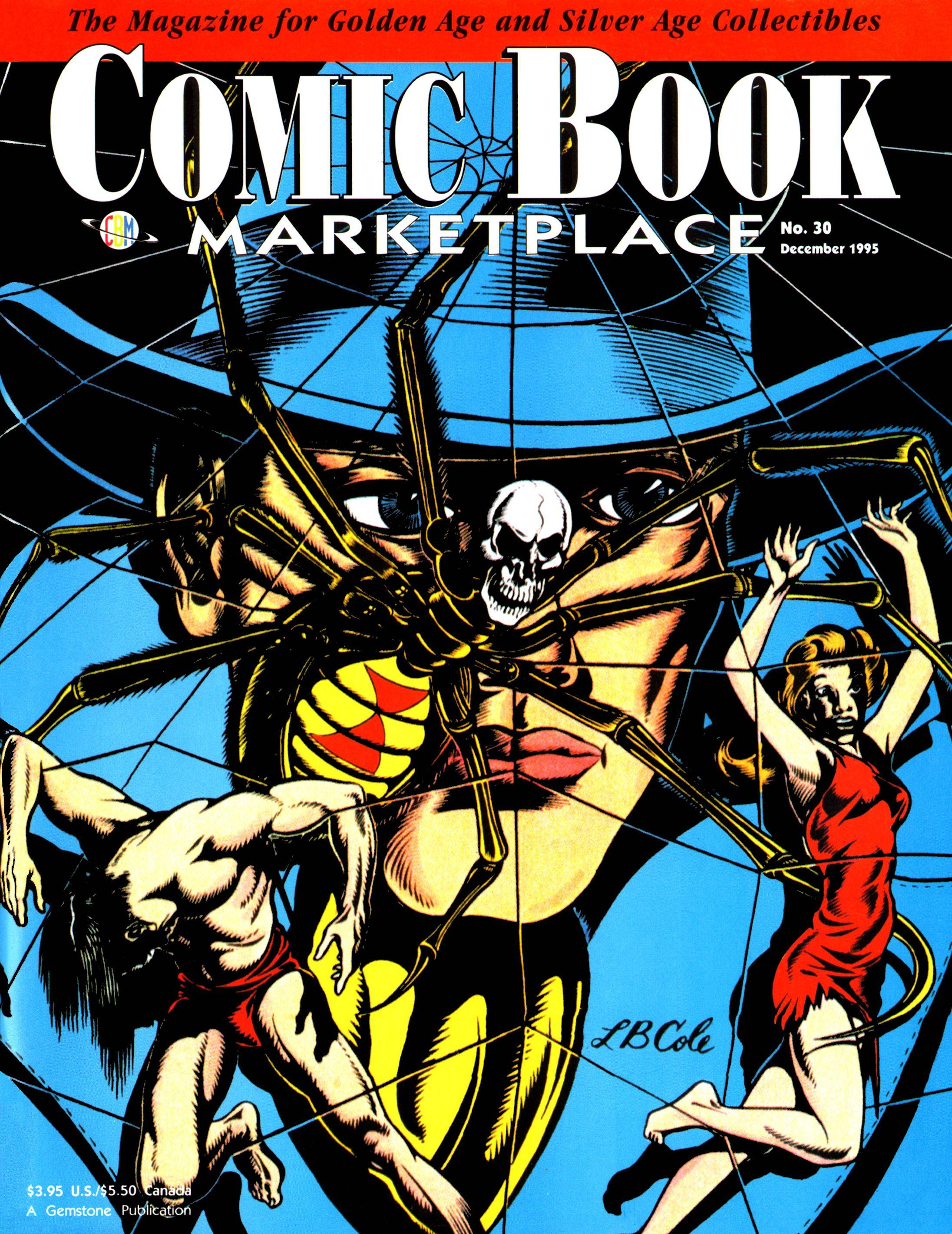 Comic Book Marketplace 030 1995