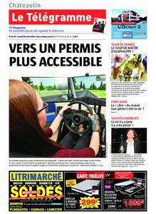 Le Télégramme Châteaulin – 20 juillet 2019