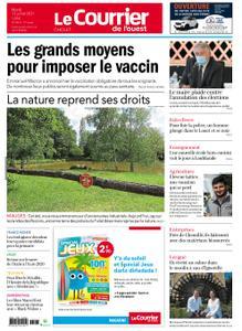 Le Courrier de l'Ouest Cholet – 13 juillet 2021