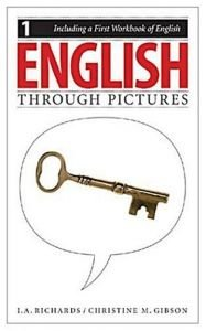 English Through Pictures, Book 1 and A First Workbook of English (repost)