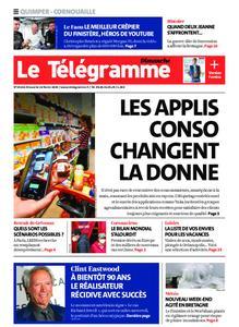 Le Télégramme Ouest Cornouaille – 16 février 2020
