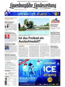 Lauenburgische Landeszeitung - 16. Dezember 2017