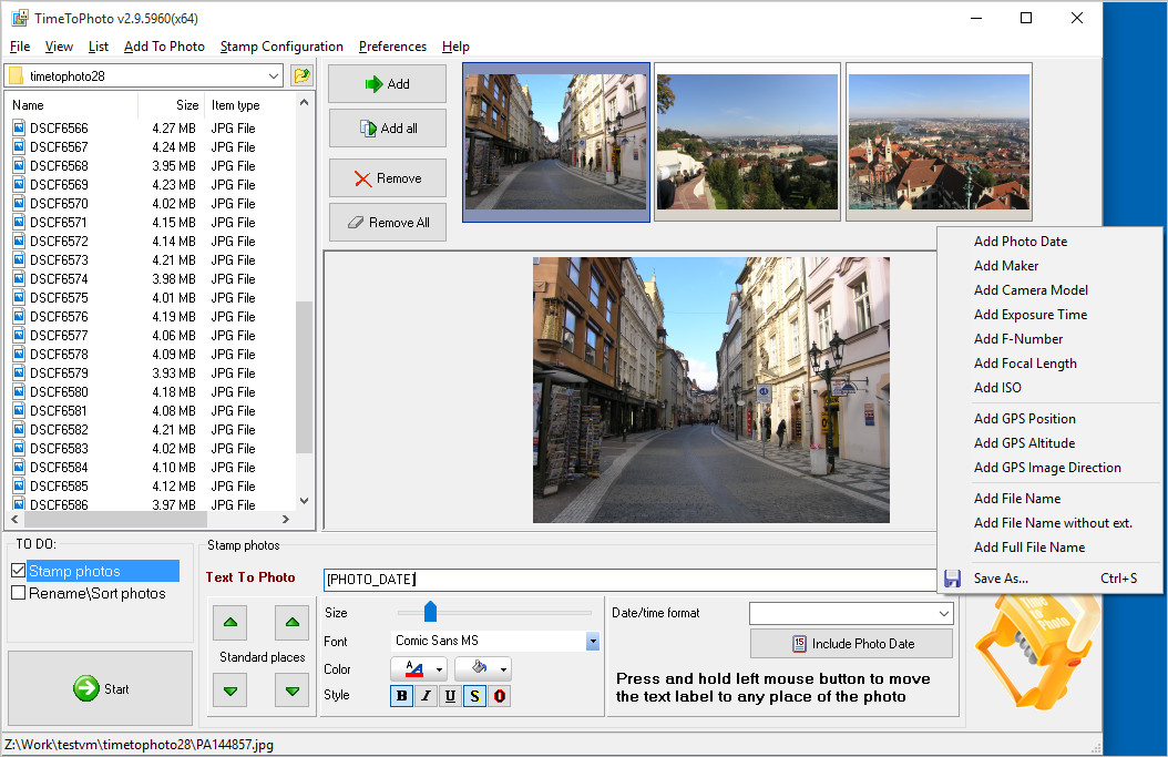 TimeToPhoto 3.0.6902 (x64) Multilingual