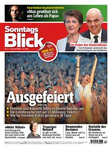SonntagsBlick – 26. April 2020