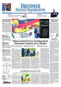 Dresdner Neueste Nachrichten - 02. Oktober 2018