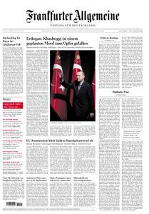 Frankfurter Allgemeine Zeitung F.A.Z. - 24. Oktober 2018