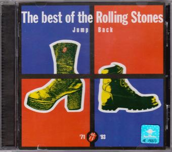 The Rolling Stones - Jump Back: The Best Of The Rolling Stones 1971-1993 (1993) {2017, Remastered}