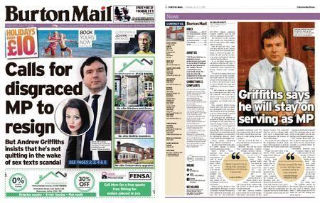 Burton Mail – July 17, 2018