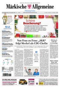 Märkische Allgemeine Fläming Echo - 08. Dezember 2018