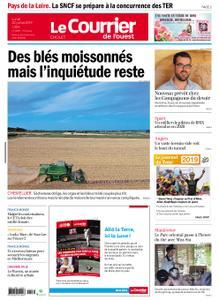 Le Courrier de l'Ouest Cholet – 22 juillet 2019