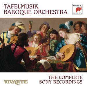 Tafelmusik Baroque Orchestra - The Complete Sony Recordings: Box Set 47CDs (2015)