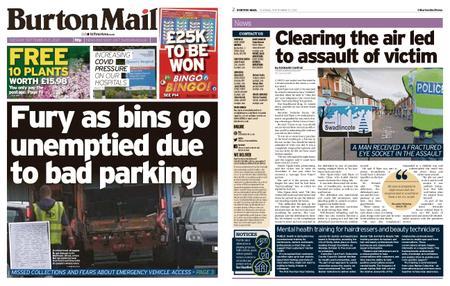 Burton Mail – September 21, 2021