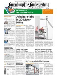 Lauenburgische Landeszeitung - 27. Oktober 2017