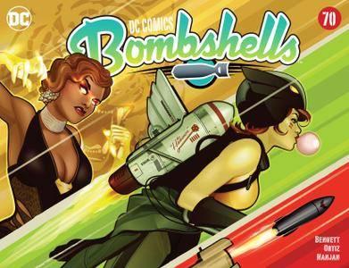 DC Comics - Bombshells 070 2017 Digital BlackManta-Empire
