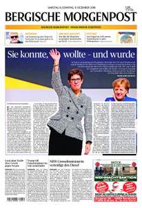 Solinger Morgenpost – 08. Dezember 2018