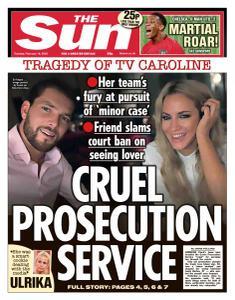 The Sun UK - 18 February 2020