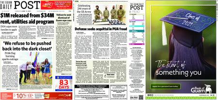 The Guam Daily Post – June 15, 2021