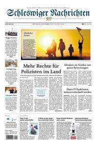 Schleswiger Nachrichten - 06. November 2019