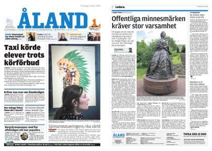 Ålandstidningen – 08 mars 2018