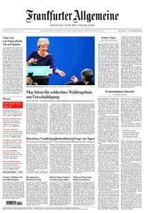 Frankfurter Allgemeine Zeitung F.A.Z. - 05. Oktober 2017