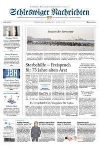 Schleswiger Nachrichten - 09. November 2017