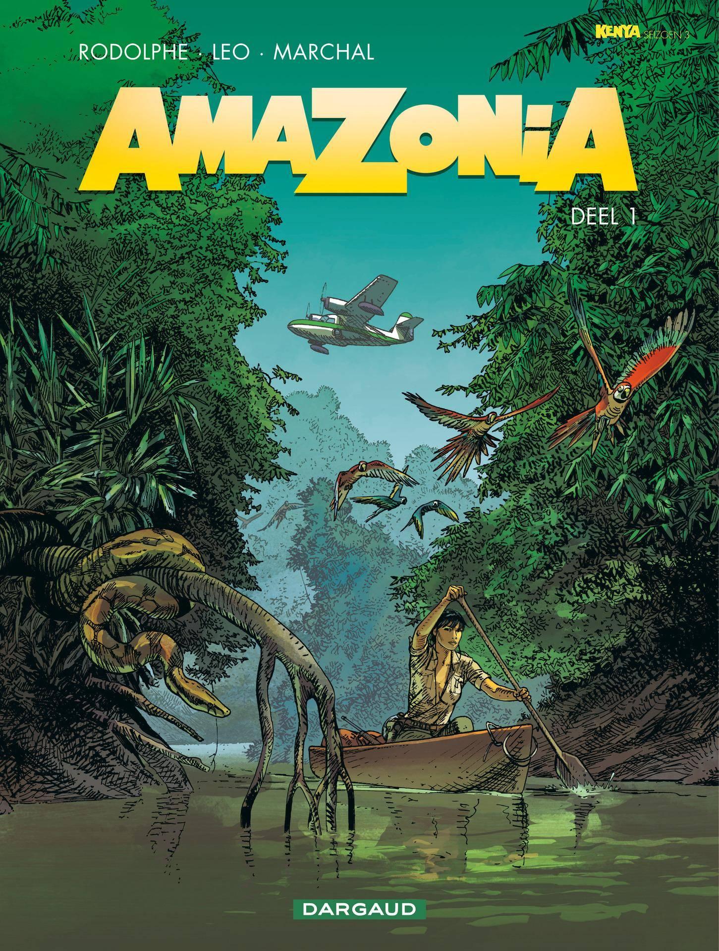 Amazonia - 02 - Deel 2