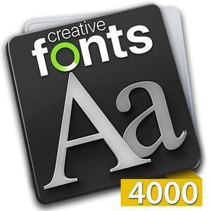 Summitsoft Creative Fonts 4000 1.0
