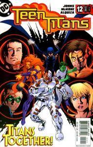 Teen Titans 012